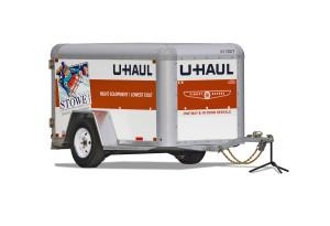 UHAUL TRAILER 4x8