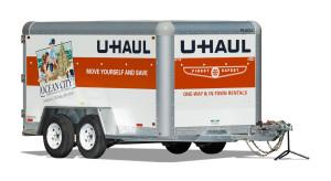 UHAUL TRAILER 6x12